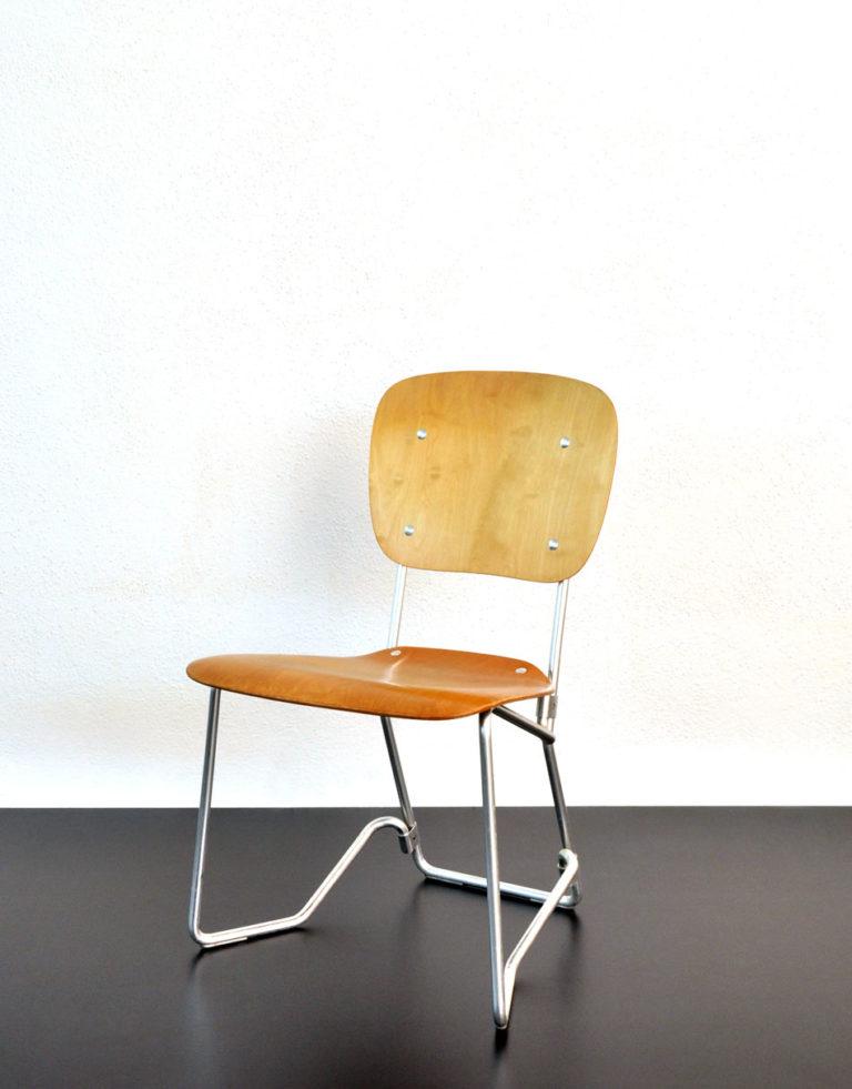 """Stühle """"Alu-Flex"""" von Armin Wirth"""