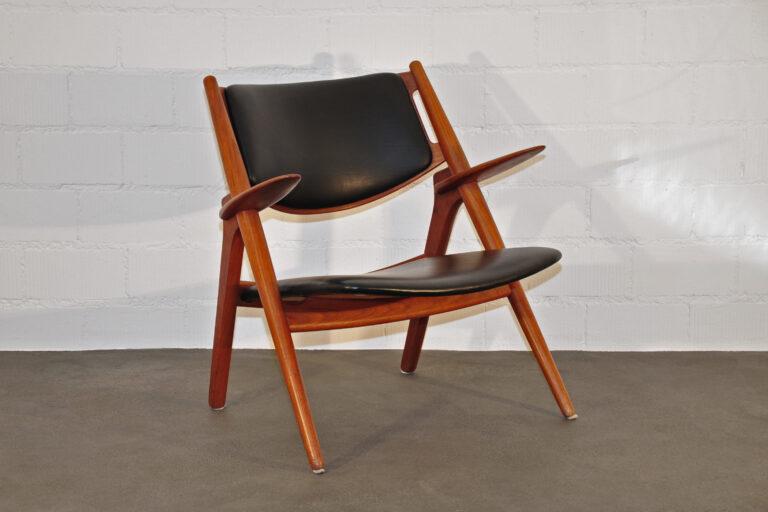 Lounge Chair CH28 Hans J. Wegner