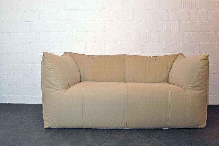 Le Bambole 2er Sofa von Mario Bellini für B&B Italia