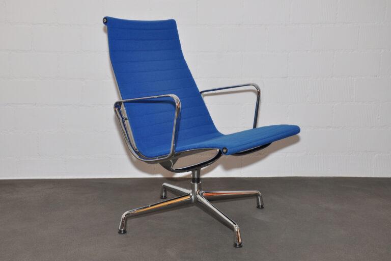 Swivel Lounge Armchair EA116
