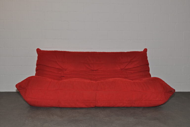 "3er-Sofa ""Togo"" Michel Ducaroy"