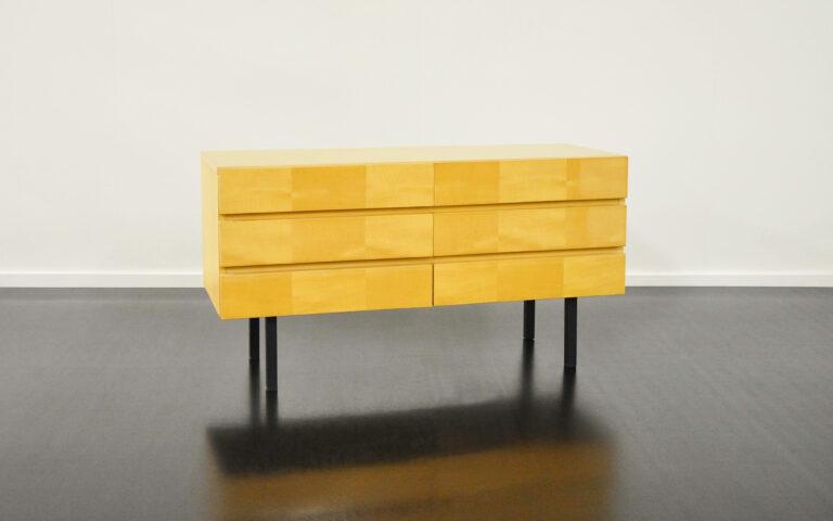 Kleines Sideboard im Stil von Kurt Thut