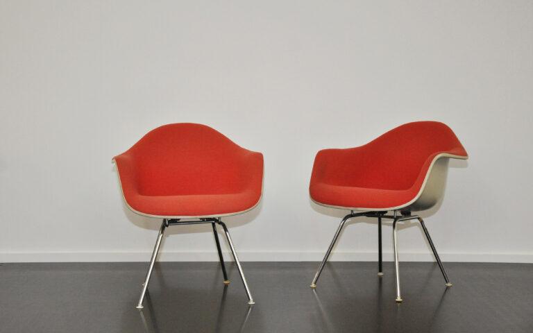"Stuhl ""Lax"", Ray und Charles Eames"